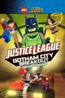 Liga de la Justicia Lego (Escape de Ciudad Gotica) (2016)