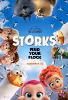 Ciguenas (Storks) (2016)