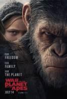 El Planeta De Los Simios La Guerra (2017)
