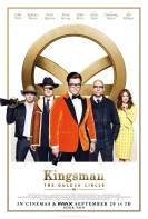 Kingsman El Circulo Dorado (2017)