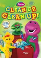 Barney's Clean Up Clean Up