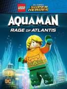 Lego Dc Comics Super Heroes Aquaman La Ira De Atlantis (2018)