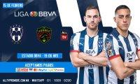 Monterrey Vs Juarez FC