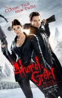 Hansel y Gretel Cazador de Brujas